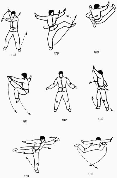 Удары ногами как сделать 731