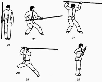 Изготовление палок и шестов для тренировок (рокусяку-бо, дзё)